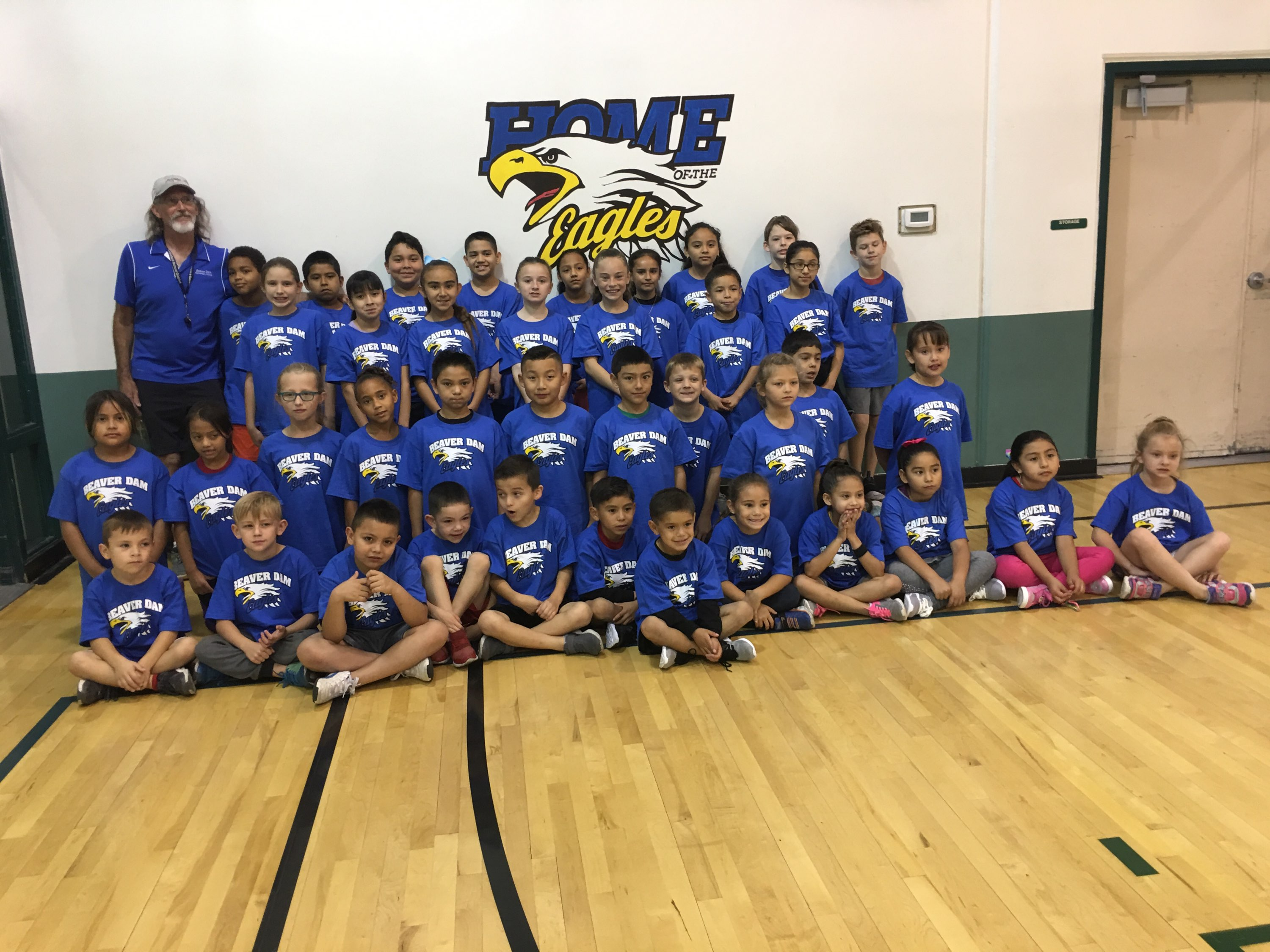 Elementary Speed Meet Team