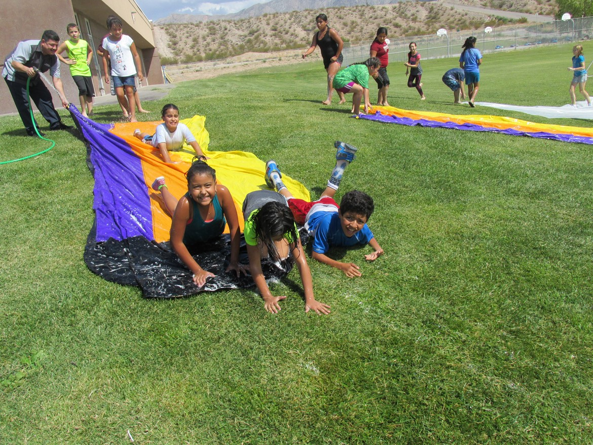 Elementary Water Day