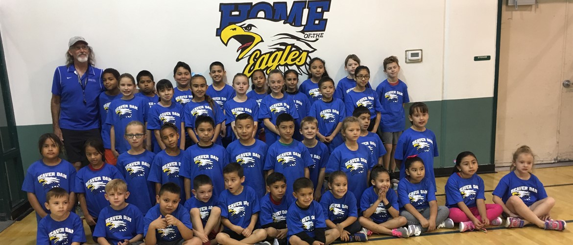 2018/2019 Elementary Speed Meet Team